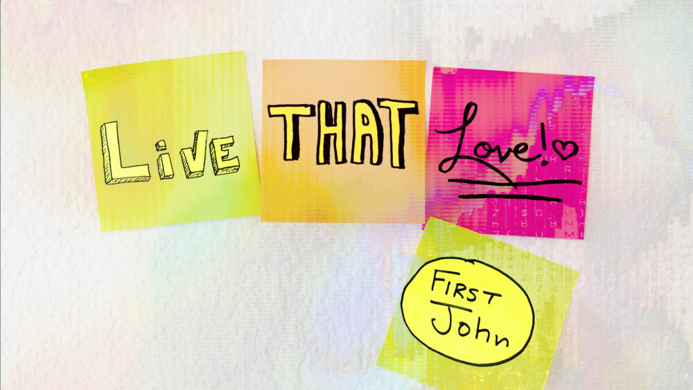 LIVE THAT LOVE